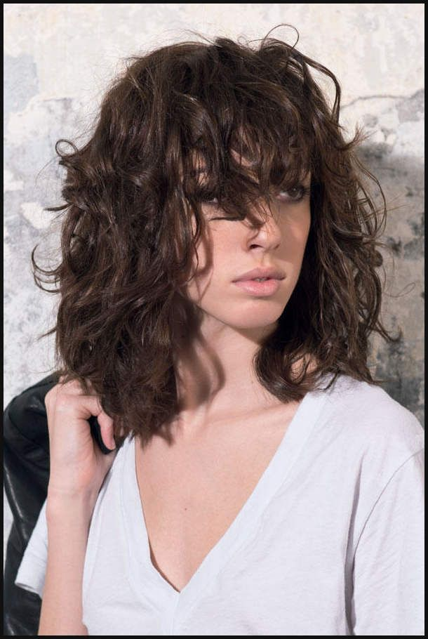 Frisuren Halblang Locken 2017 Kreative Frisur Ideen Frisuren