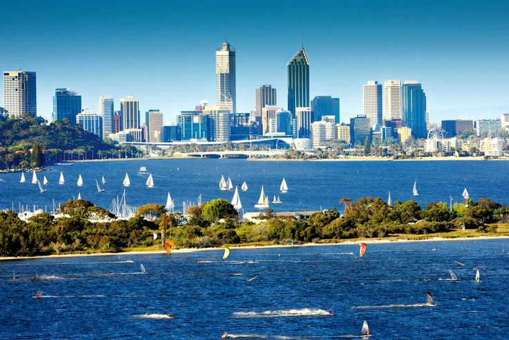 Perth, Australia. My aunt, uncle, and cousins live here. I visited when I was younger!