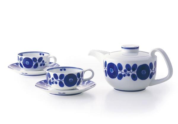 HAKUSAN PORCELAIN - BLOOMHakusan Porcelain