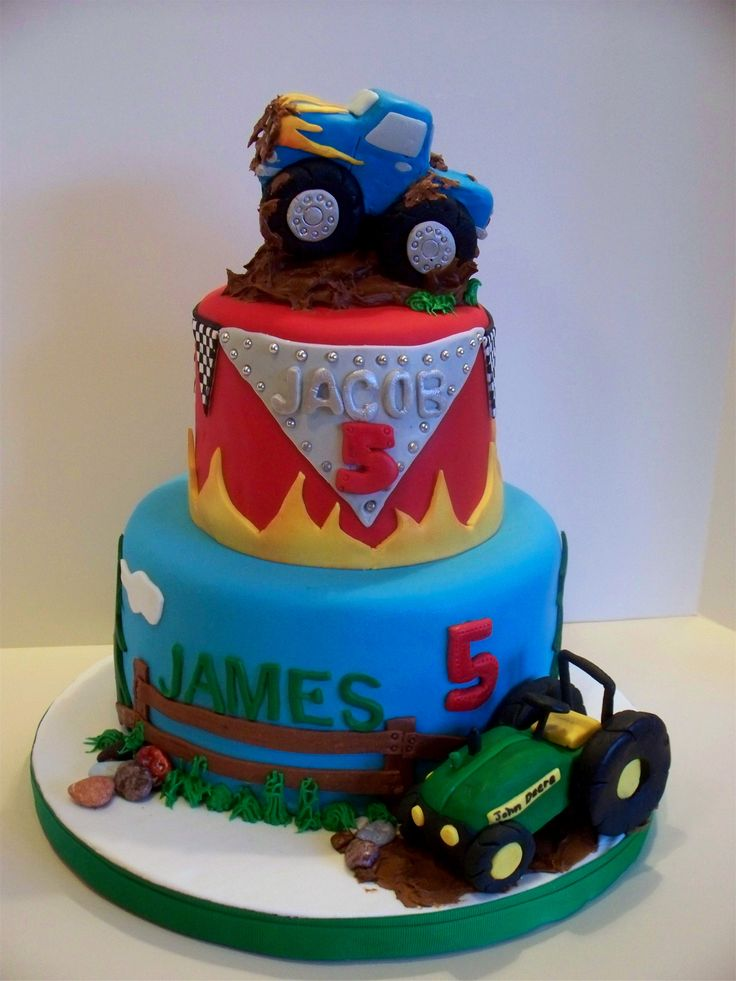 truck birthday cake 25 best ideas about tractor birthday cakes on 8088