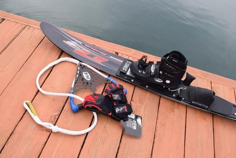 "Ski Package : Revo Max on 65.5"" D3 Custom 4 - Fluid Motion Sports - #waterskiing #waterski #ski #gear #collection #lakelife #summer #sale"