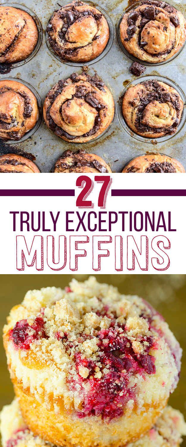 27 Truly Magical Muffins
