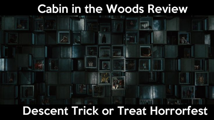 Watch our review of Cabin in the Woods   http://www.descentsundays.com/gothic-news/goth-culture/movies/horror/cabin-in-the-woods-review/