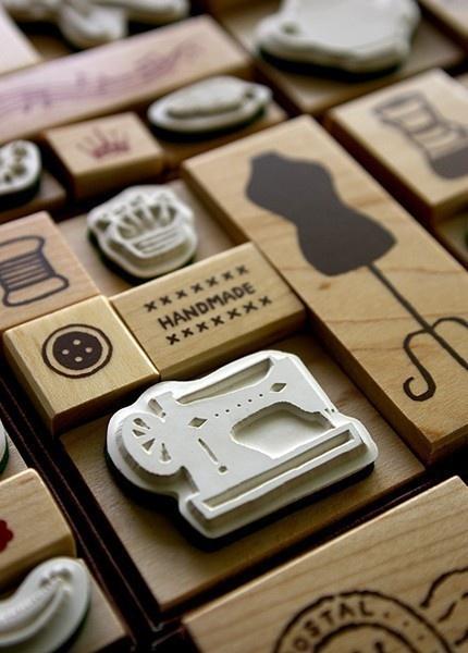 bonitos sellos a la venta desde Japón