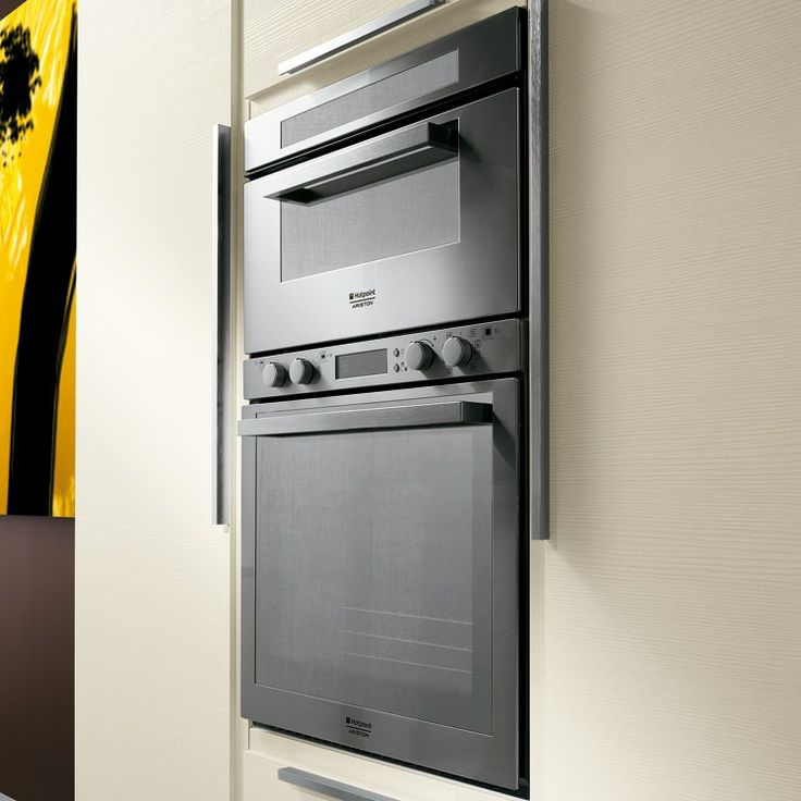 Forno Elettrico e Microonde della #CucinaAida della #HotpointAriston