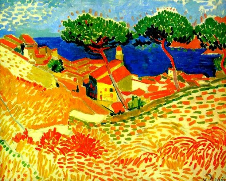 an analysis of the origin of fauvism in collioure a commune in france Shop ebay for great deals on fauvism art oil paintings you'll find new or used products in fauvism art oil paintings on ebay free shipping on selected items.