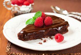 Choc_mousse_pie | Passover recipes | Pinterest