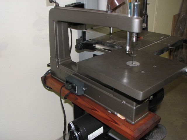 Vintage Scroll Saw For Sale