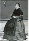 1860s Photo of St Bernadette.