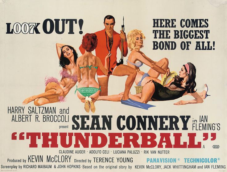 """""""Thunderball"""" (1965) 