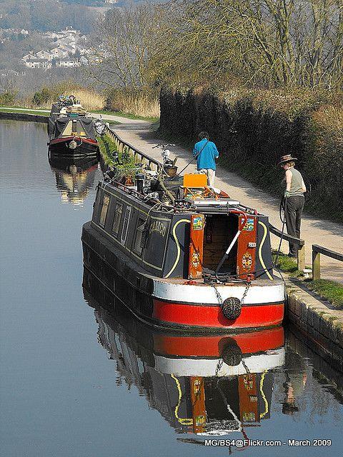 Kennet & Avon canal - Bathampton