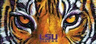 LSU leads the way ....