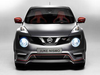 Nissan Juke Nismo RS Worldwide (YF15) '2014–pr.