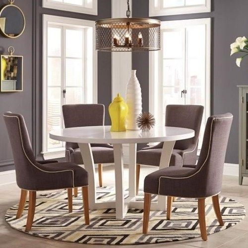 best 25 white round tables ideas on pinterest round table and chairs round design and small round kitchen table