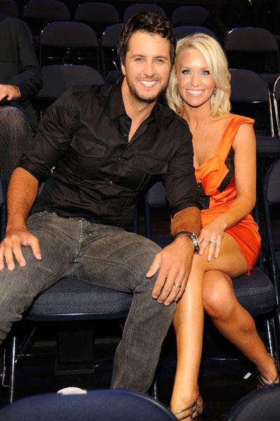 Luke Bryan Wife | Luke Bryan and his wife, Caroline Boyer, have 2 sons.