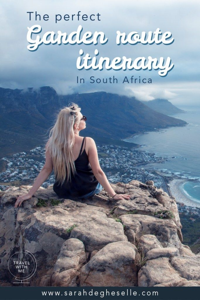 The Perfect Garden Route Itinerary In South Africa In 2020 South Africa Itinerary Africa Travel South Africa Travel