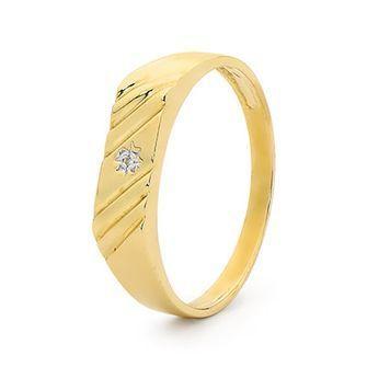 Mens Diamond Ring - BEE-23492