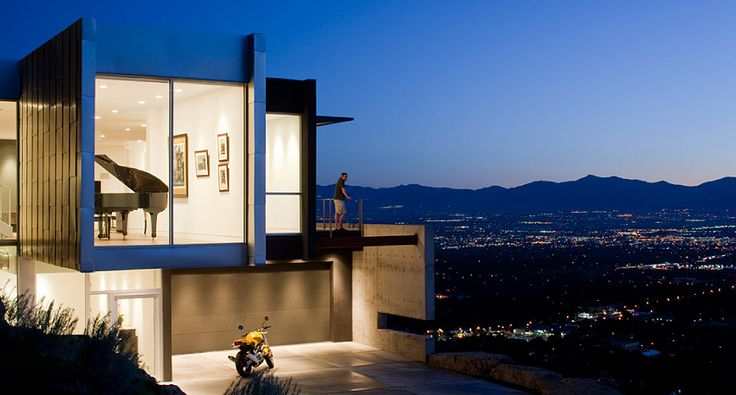 Axis Architects Modern Design Salt lake city | H - House