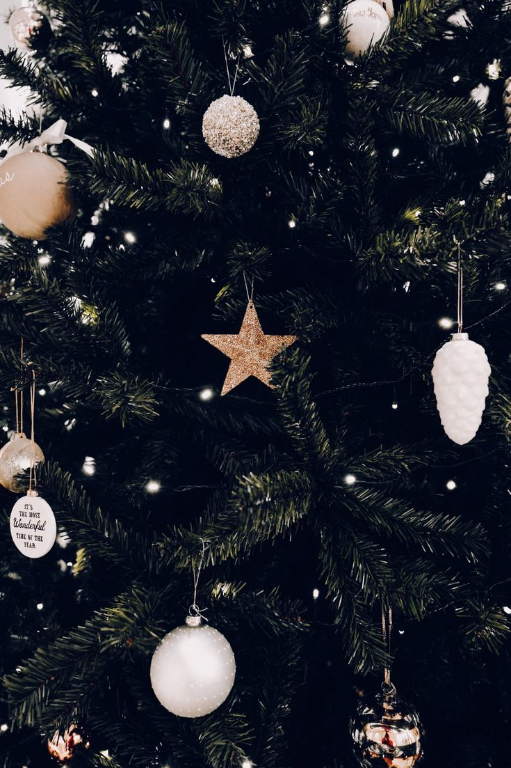Decorating the Christmas tree – Eirin Kristiansen