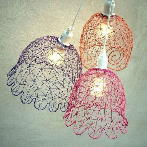 335 best wire chandeliers / lamps - inspiration images on ...