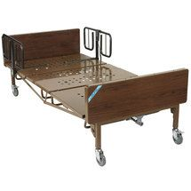 Full Electric Bariatric #Hospital #Bed #Denver with T Rails - 15300bv-1hr