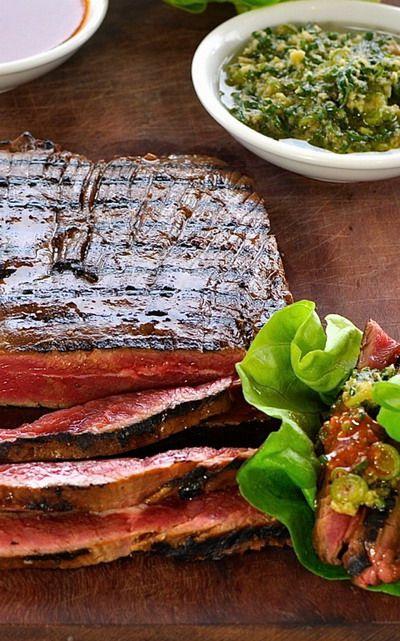 ... Steaks, Marine Beef, Steaks Ssam, Momofuku Marine, Beef Iii, Beef