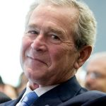 BUSH'S APPROVAL RATING CLIMBS AS OBAMA'S SAGS LIKE GLUE MULE'S PAUNCH  NOT LOOKING SO BAD NOW IS HE
