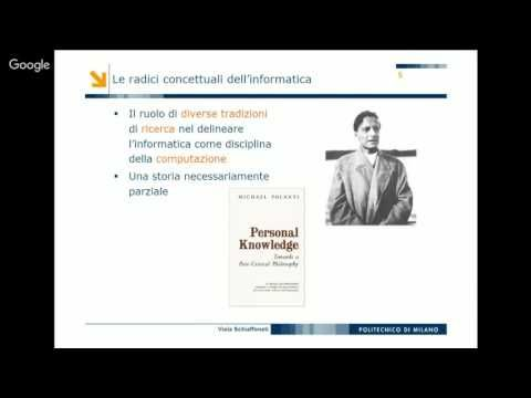Webinar Formazione - Oltre il computational thinking:il caso dell'etica digitale - (Viola Schiaff... - YouTube