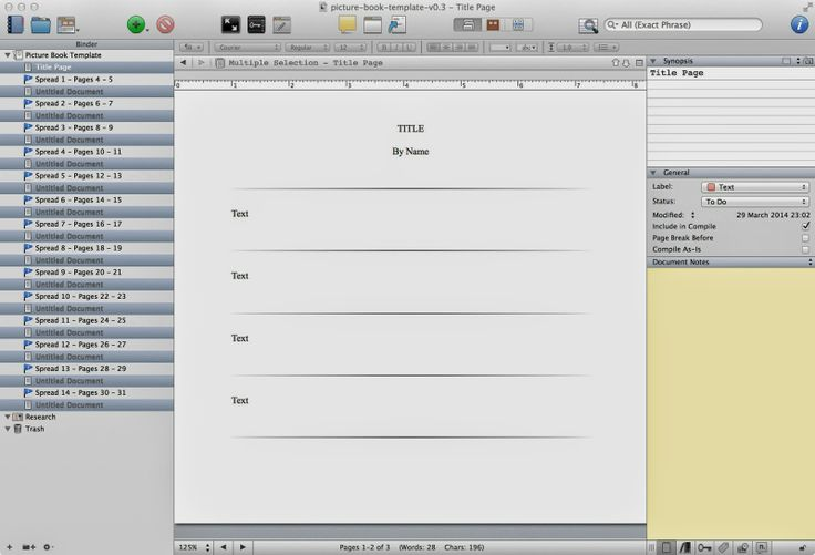 writing a novel with scrivener pdf995
