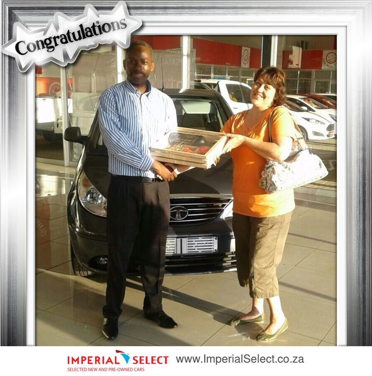 Assisted by Calvin Mazibane | 5 Stars | Thank you TATA NELSRPUIT!   I will come and buy another vehicle - y...