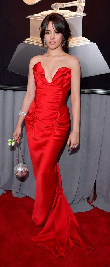 La robe rouge nina gomez