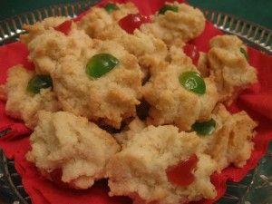 Biscotti di mandorla ,ricetta siciliana