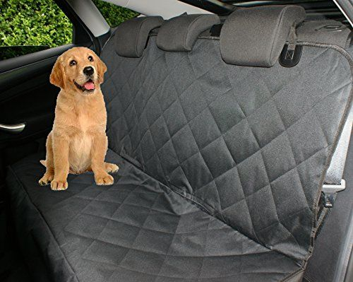 Best Dog Seat Covers For Cars | Petastical Luxury Pet Car Seat Covers For Dogs | Premium Quality | Heavy Duty | Waterproof | Non Slip | Hammock Option | Quilted | Multipurpose Use Pet Seat Cover