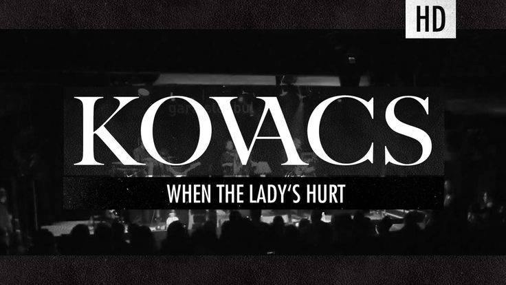 Kovacs - When The Lady's Hurt (Istanbul Stop Motion Video)
