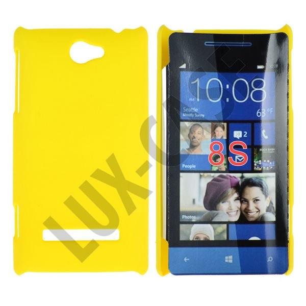 Gul HTC 8S Deksel