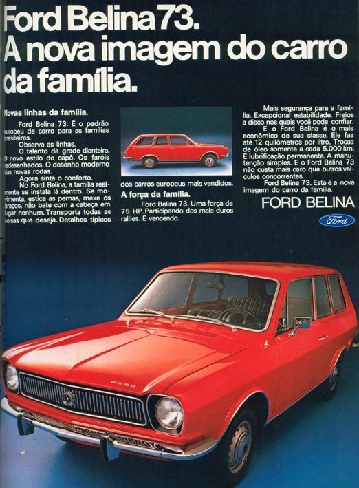 Ford Belina 73