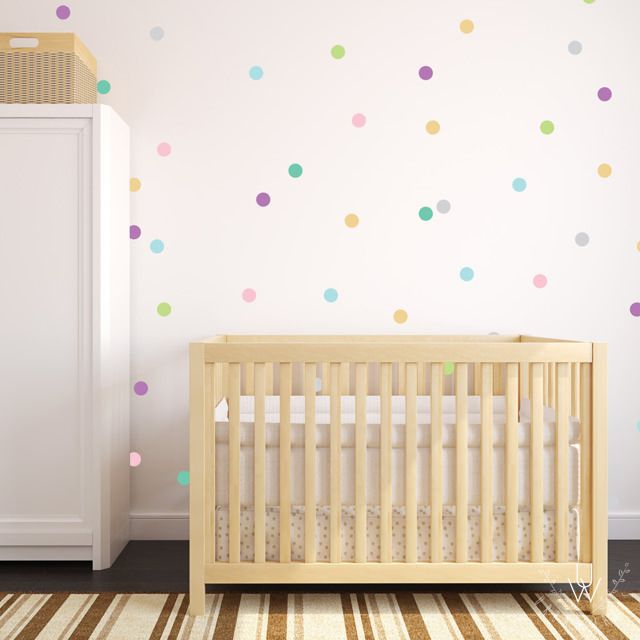 Best 25+ Polka dot nursery ideas on Pinterest