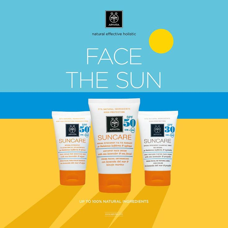 Bee… #summer ready w/the most #natural & effective #suncare #apivitaexperience Read more at www.apivita.com