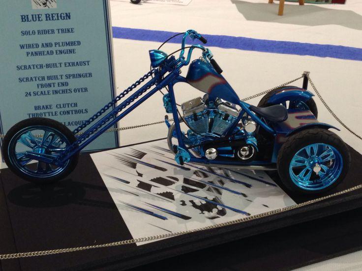 Nice Trike Plastic model cars, Model kit, Car model