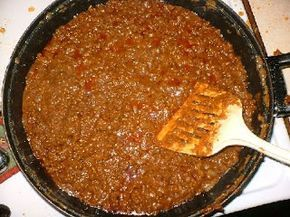 """Original Tommy's Chili Recipe- Tommy's is famous for one thing in particular, their chili. It's a robust, tangy combination of chili that's undeniable the world's best """"condiment"""" chili. You can get it on a cheeseburger, french fries, or even a sausage breakfast sandwich in the morning."""