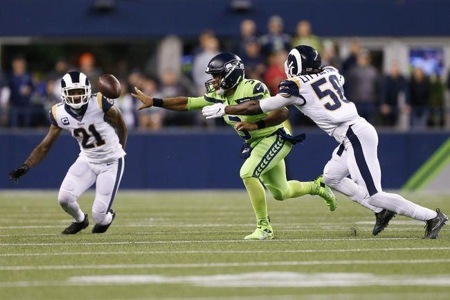 Los Angeles Rams Vs Seattle Seahawks 12 8 19 Nfl Pick Odds And Prediction Seahawks Los Angeles Rams Nfl