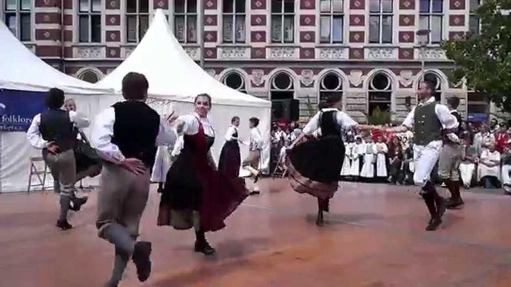 Rheinländer - German folk dance