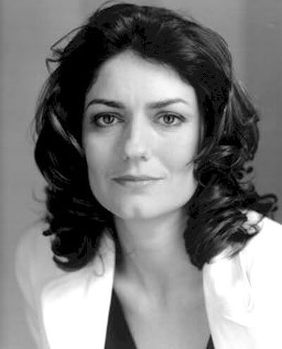 Anna Chancellor from The Hour