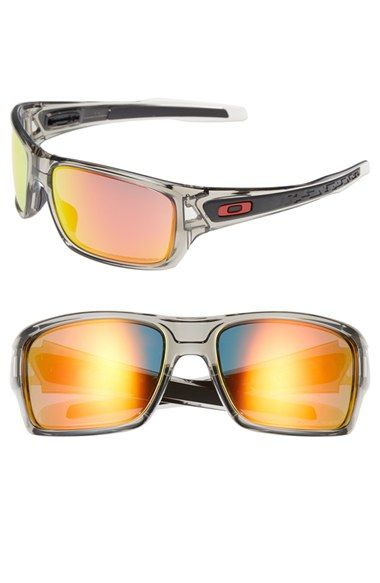 Oakley 'Turbine™' 65mm Polarized Sunglasses