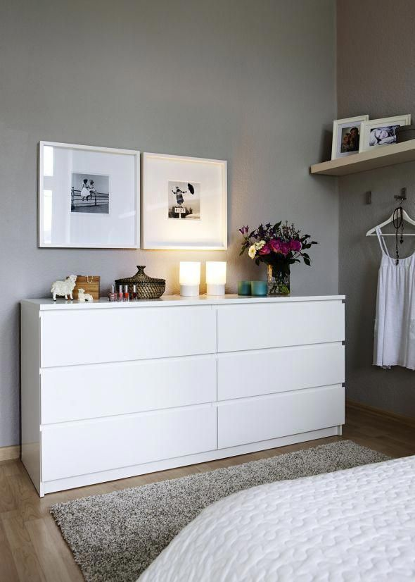 Home Design Ideas Home Decorating Ideas Bedroom Home Decorating Ideas Bedroom Ikea Malm Chests Of Drawers Ikeabedroomidea Ikea Remodel Ikea Malm Dresser Home