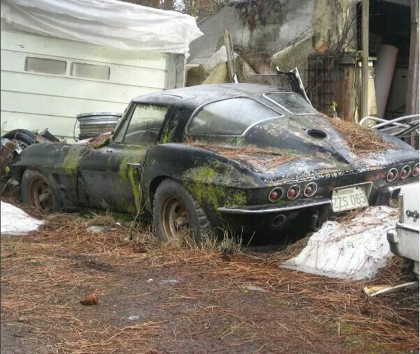 17 Best Images About Barn-finds On Pinterest