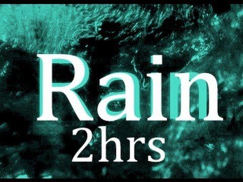 """Rain"" on a Metal Roof 120mins recut  ""Sleep Video' (Do you love the sound of rain?)"