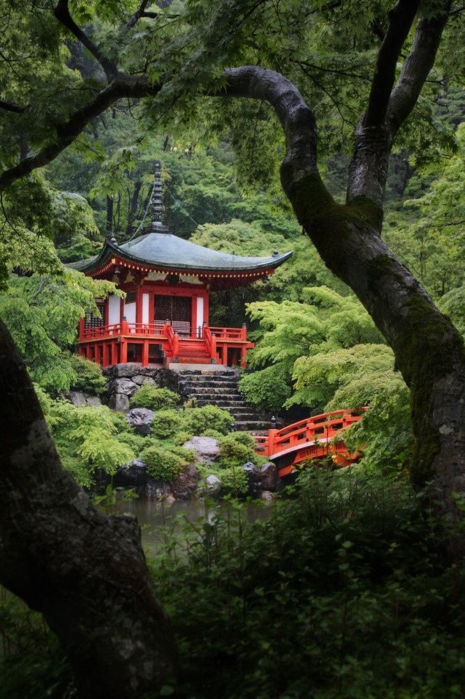 Daigo-ji (Japan – Kyoto) // Andre Kreitlein
