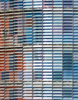 Agbar Tower, Barcelona, Spain by jmhdezhdez, via Flickr