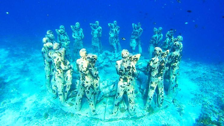 A Complete Guide to Visiting the Nest – The Beautiful Underwater Sculpture @ Gili Meno, Indonesia
